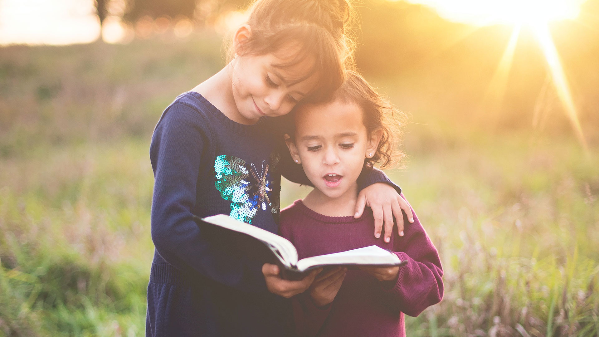 Teaching Kids Biblical Literacy