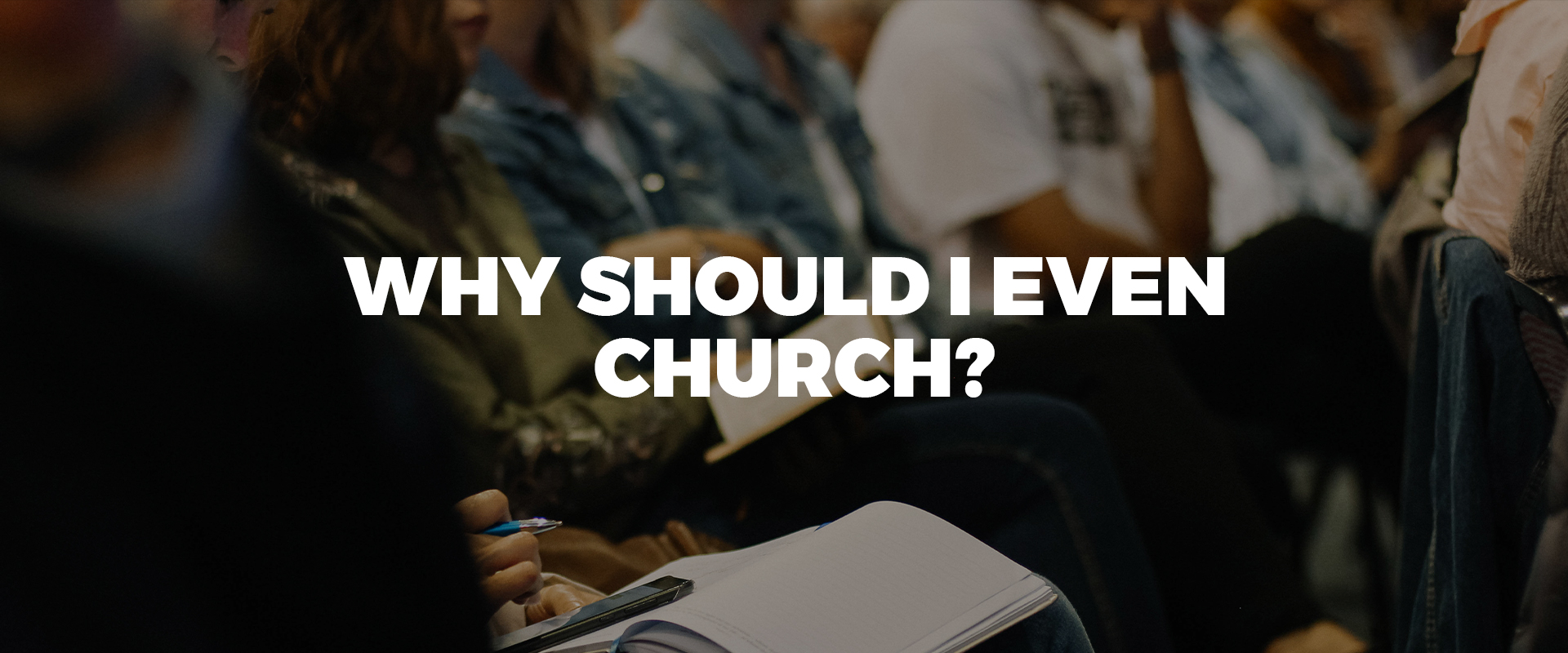 Why Should I Even Church?