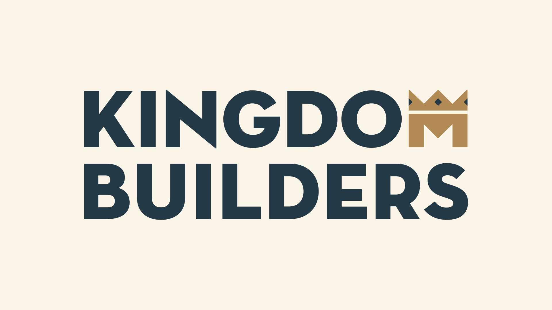 Build Into The Kingdom