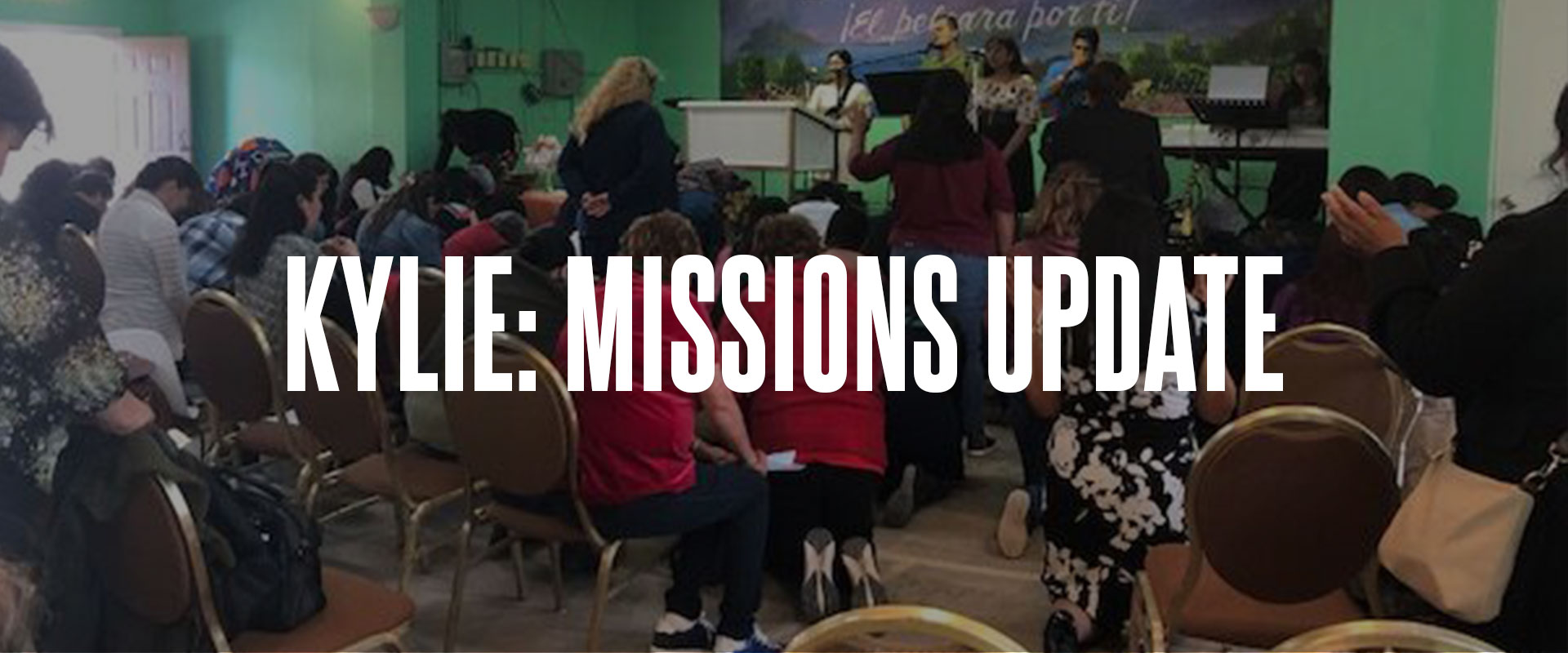 Kylie Missions Update: April